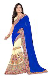Riva 96 Georgette Saree
