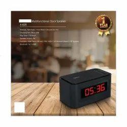 Clock Speaker