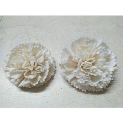 White Dried Flowers Pack Size 25 Piece Rs 5 Piece Maa Tara