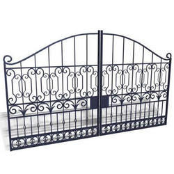Metal Gate Fabrication Work