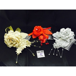 Flower Decorative Hair Clips