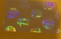 Hologram 3D Sticker