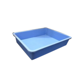 Rectangle Plastic Planter Tray