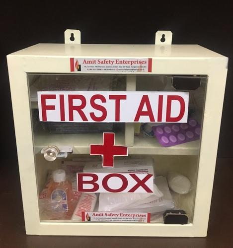 First Aid Boxes - Wall Mountable First Aid Box Wholesale