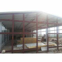 Prefab Terrace