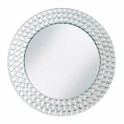 Round Mirror Glass