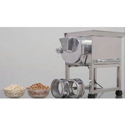 Semi-Automatic Dry Fruit Cutting Machine