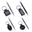 Pen And Key Chain Set