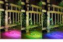 Multicolor Focus Garden Light