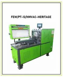 FEW/PT-12/HMVAC-Heritage Test Benches