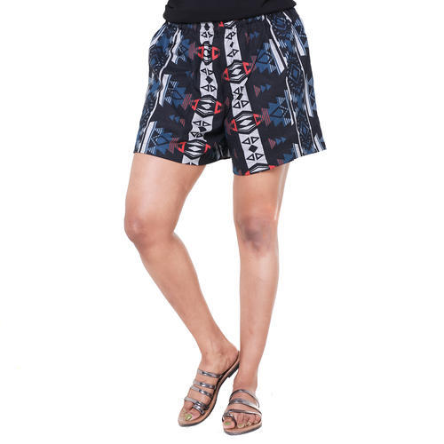 d87ebb4a1c Grey Twist Women Printed Comfort Night Wear Shorts, Rs 140 /piece ...