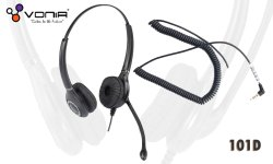 Vonia DH-101D 3.5 mm Headset