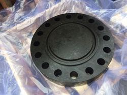 Aramco Approved Stainless Steel Blind Flange