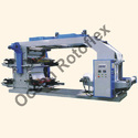 Flexo Graphic Printing Machine Plant