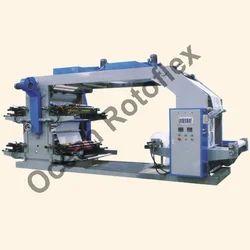 Flexo Graphic Printing Machine Plant