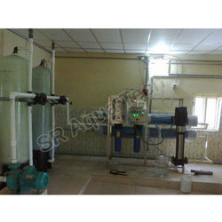 Semi- Automatic Commercial Waste Water Drinking Water Plants