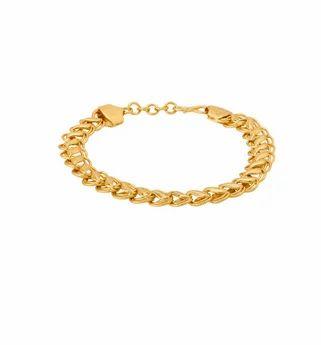 5db749587005f Mens Bracelets - Classic Gold Plated Linking Laureate Link Bracelet ...