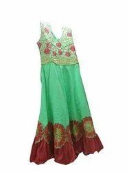 Anarkali Chudidhar Suit
