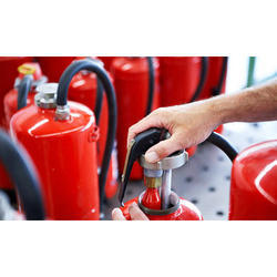 Extinguisher Maintenance Service