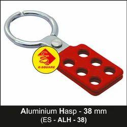38 Mm Lockout Aluminum Hasp
