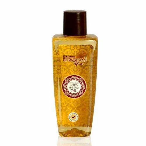 Galway Rupabham Aromatherapy Body Massage Oil