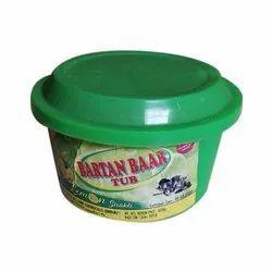 Fine Plastic Tub Lemon Dishwash Bar, Pack Size: 600 Gm