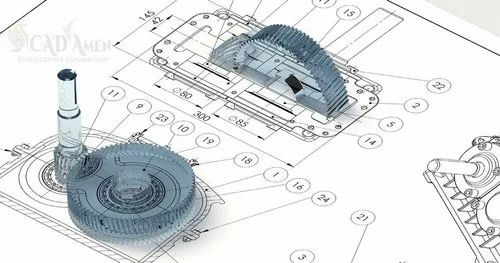 Mechanical Design And Drafting Services Cad Amen Engineering Consultant At Rs 1500 Piece म क न कल क ड ड र फ ट ग Product Design And Drafting Services Cad Amen Engineering Consultant Gandhinagar Id 21298400330