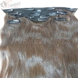 Indian Hair Clip Extensions