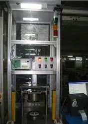 Brake Chamber Leak Testing Machine