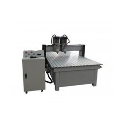 H-1325 CNC Wood Router Double Spindle Machine