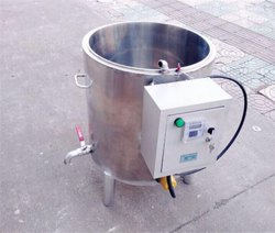 Wax Melting Tank Machine