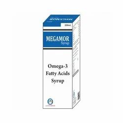 Omega 3 Fatty Acids Syrup
