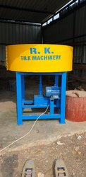 Auto Unload Pan Mixer Machine