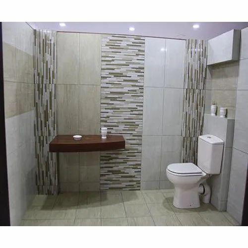 Ceramic Bathroom Wall Tile Size 60 X