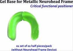 Green Gel Base Metallic Neurohead Frame