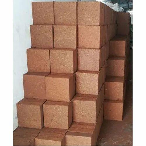 Coco Coir Pith Block