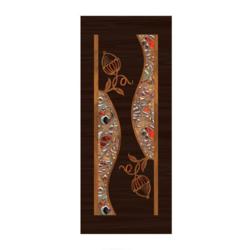 Decorative Laminated Door Paper Print