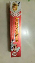 Silver Paper Hot warap 72mtr, Packaging Type: Food Packging