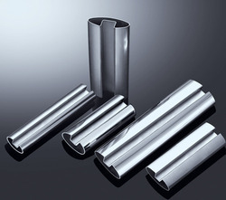 Stainless Steel Slotted Tubes