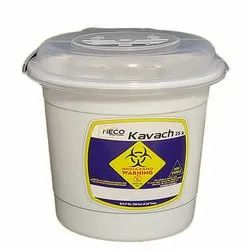 Polypropylene Kavach Extra Large Sharp Collector