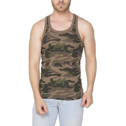 Mens Army Vest