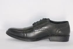 LEDOLAND Derby Black Formal Shoe, Size: 6-11, Packaging Type: Box