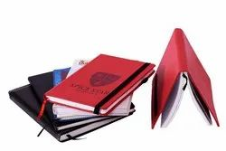 Customized Colored Notebook Elastic Thread