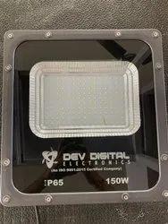 150W LED Flood Light - Dura Slim