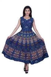 Cotton Rajasthani Dresses