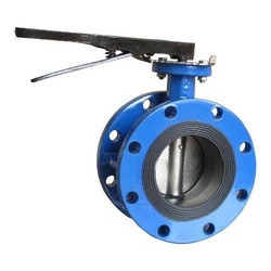 Flanged End Butterfly Valves
