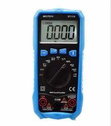 Mextech DT-115 Digital True RMS Multimeter