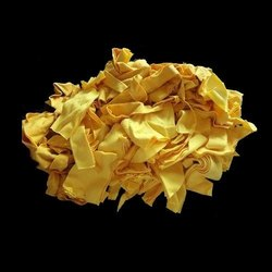 Yellow Cotton Clips
