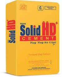Maha Shakti Cement Grade: 53 Grade Solid HD Cement, 50 KGS