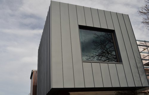 Metal Wall Cladding Systems